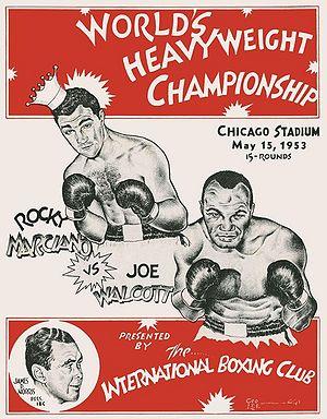 Бокс в этот день: Как Рокки Марчиано стал чемпионом Мира по боксу (1)