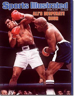 Бокс в этот день: Как нокаутер Эрни Шейверс не смог побить Мохаммеда Али (1)