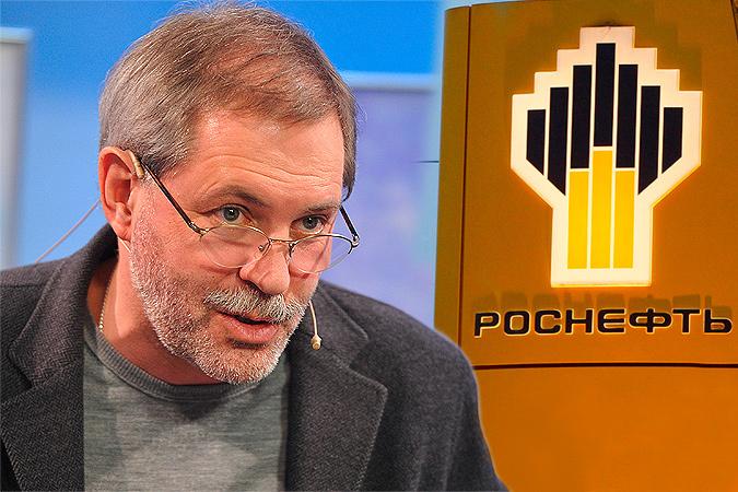 """Михаил Леонтьев о компании """"Роснефть"""", Венесуэле и боксе (2)"""