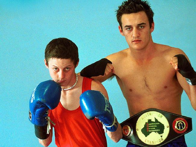 Трагедия на ринге в Австралии (4)