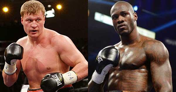 WBC обязал Деонтэя Уайлдера провести свой следующий бой с Александром Поветкиным (1)