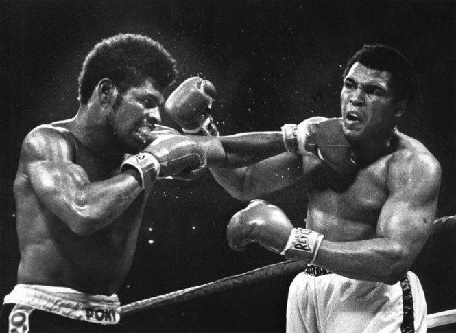 Бокс в этот день: Как Мохаммед Али побил Спинкса и снова стал чемпионом! (1)