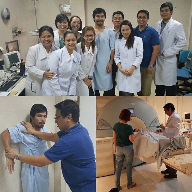 Мэнни Пакьяо потребуется от 9 до 12 месяцев для восстановления от травмы (1)