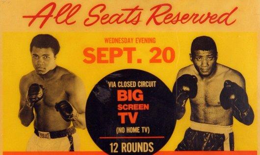Бокс в этот день: Как Мохаммед Али победил Флойда Паттерсона (1)