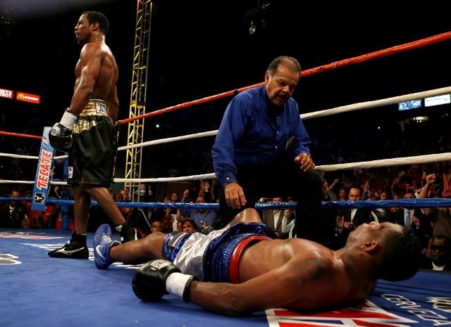 Бокс в этот день: Как Шейн Мозли дважды нокаутировал Майоргу! (2)
