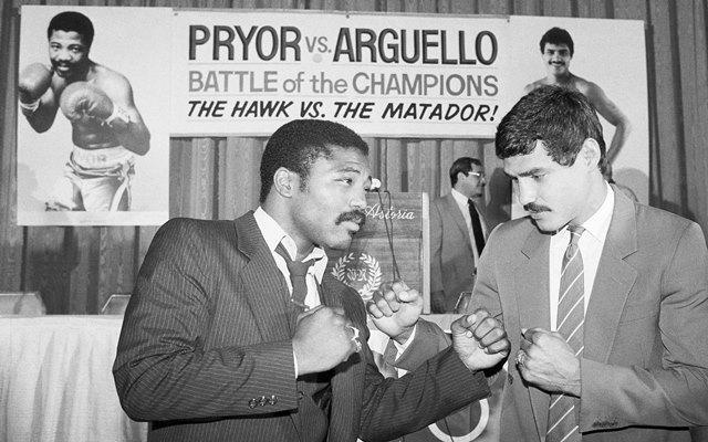Бокс в этот день: Как Аарон Прайор нокаутировал Алексиса Аргуэлло (1)