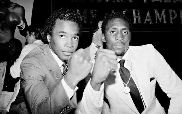 Бокс в этот день: Бой года в исполнении Шугара Рэя Леонарда и Томаса Хернса (2)