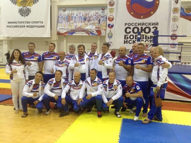 Севастопольцы приняли участие в VIII открытых Всероссийских юношеских играх  (1)