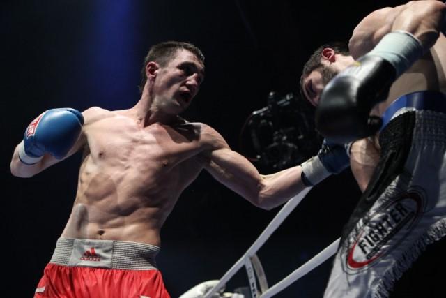 В Серпухове скончался известный профессиональный боксер Олег Лисеев (1)