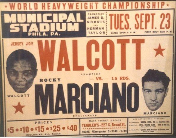 Бокс в этот день: Как Рокки Марчиано стал чемпионом Мира по боксу (2)