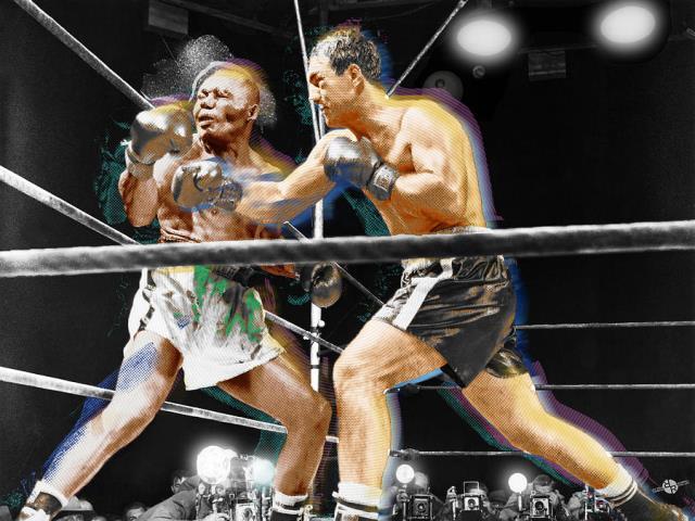 Бокс в этот день: Как Рокки Марчиано стал чемпионом Мира по боксу (3)