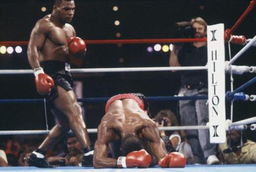 Бокс в этот день: Как Альфонсо Рэтлифф был уничтожен Майком Тайсоном (2)