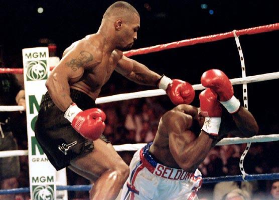 Бокс в этот день: Как Майк Тайсон нокаутировал Брюса Селдона (2)