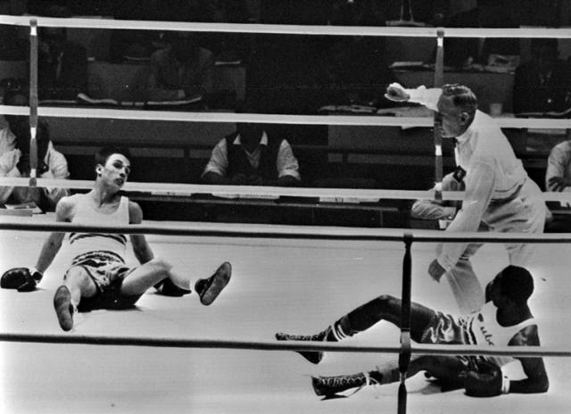 Курьезные моменты боксерской истории (1)