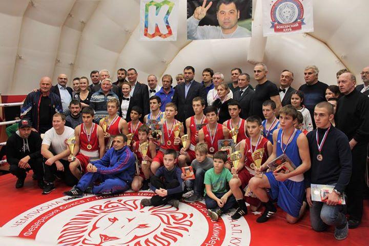 Турнир по боксу памяти Олега Коротаева  (3)