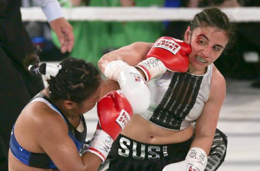 Сюзи Кентикян защитила титул чемпионки Мира (1)