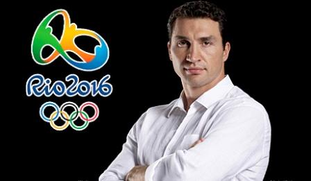 Владимир Кличко собрался на Олимпиаду-2016 (1)