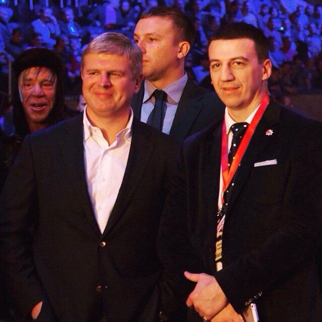 Александр Колесников: Возможно, бой Джонса и Маккаринелли состоится под лицензией Умара Кремлева (1)