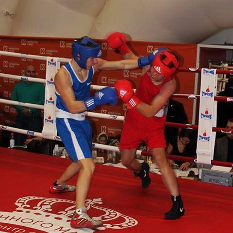 Турнир по боксу памяти Олега Коротаева  (1)