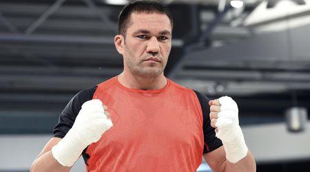 Курбат Пулев возвращается на ринг (1)