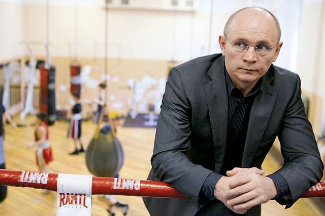 Территория Бокса: Валерий Рачков (1)