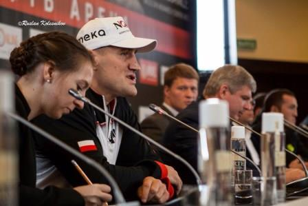 Итоги пресс-конференции Александра Поветкина и Мариуша Ваха (2)