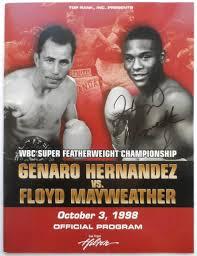 Бокс в этот день: Как Флойд Мэйвезер младший стал чемпионом мира (1)