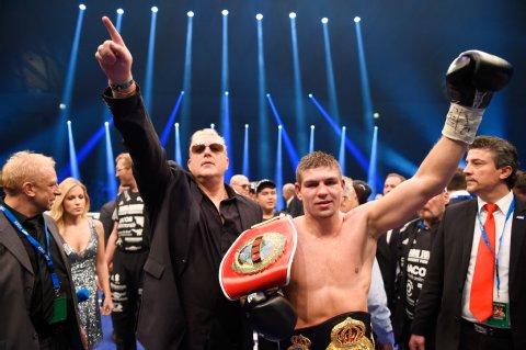 Самый позорный день в истории бокса Германии (1)