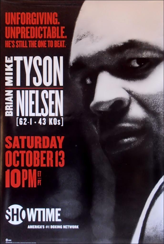 Бокс в этот день: Как Майк Тайсон расправился с датчанином Нильсеном (1)