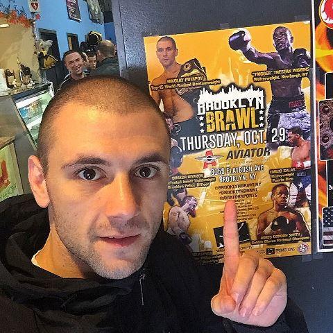 Николай Потапов будет драться в США с мексиканцем (1)