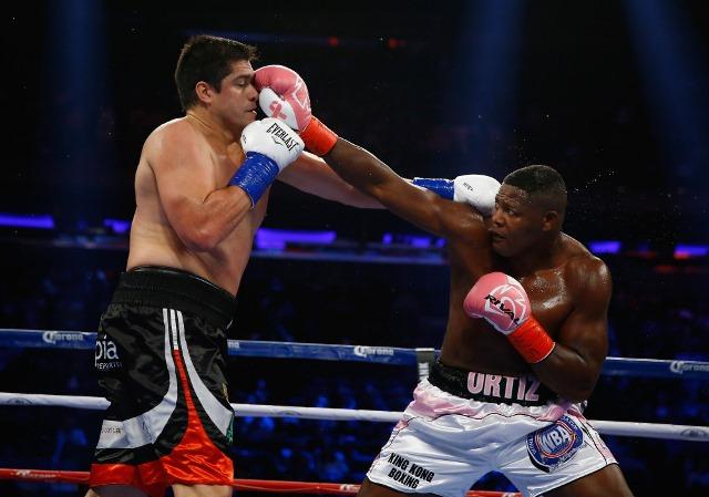 Супертяжеловес Луис Ортис стал временным чемпионом мира WBA (1)