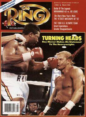 Бокс в этот день: Как Рэй Мерсер уничтожил Томми Моррисона (2)