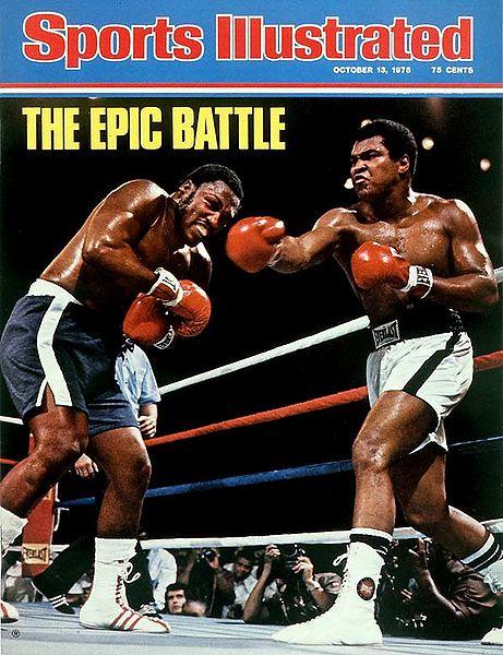 Бокс в этот день: Триллер в Манилле или Мохаммед Али - Джо Фрезер (1)
