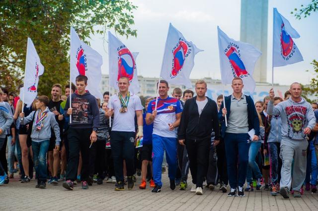 Севастопольский филиал  ММА принял участие во Всероссийском дне ходьбы (1)