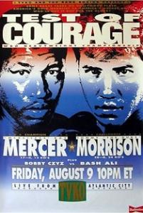 Бокс в этот день: Как Рэй Мерсер уничтожил Томми Моррисона (1)