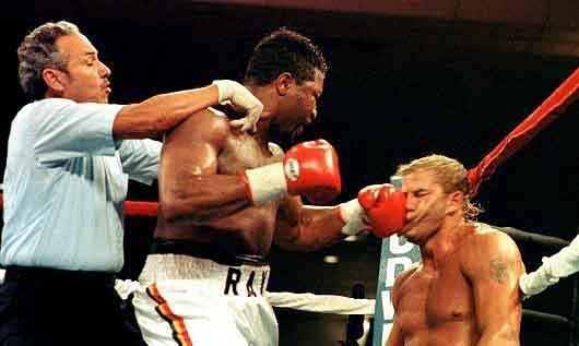 Бокс в этот день: Как Рэй Мерсер уничтожил Томми Моррисона (3)