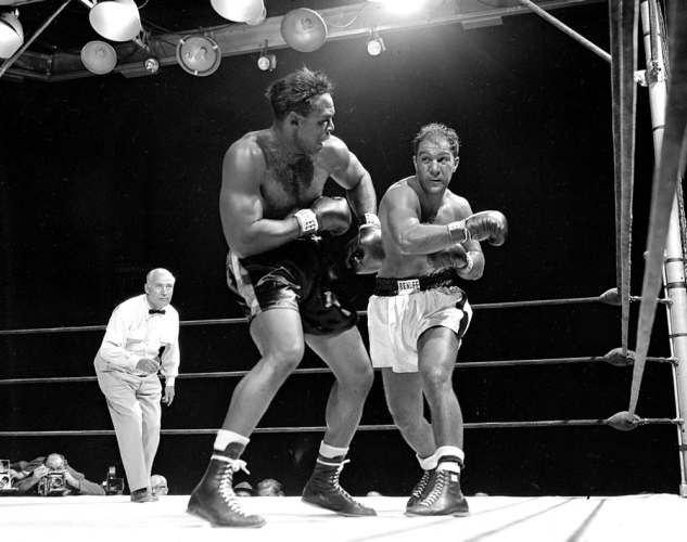 Последний бой великого Рокки Марчиано (часть 1) (7)