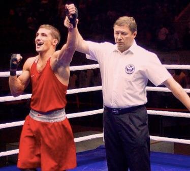 Петр Хамуков победил Артема Чеботарева и едет на Олимпиаду в Рио Де Жанейро (1)
