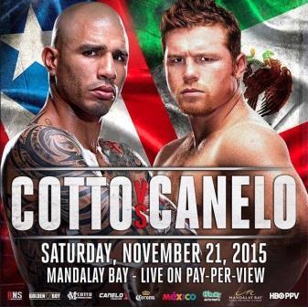 Кто победит 21 ноября в бою Мигель Котто - Сауль Альварес? (1)