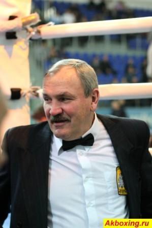 Территория бокса: Евгений Горстков (1)