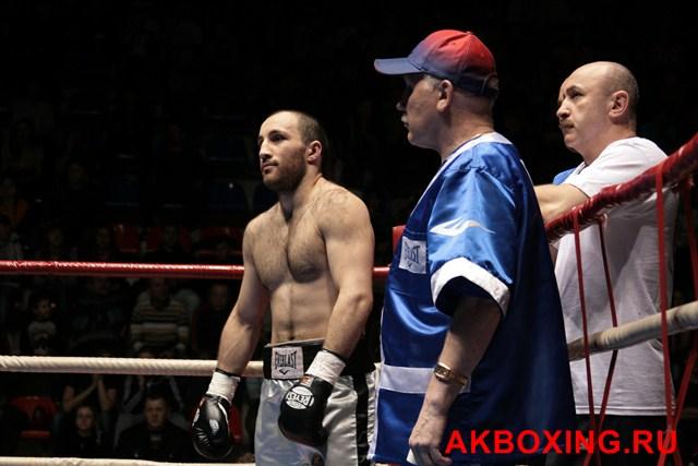 Асланбек Козаев сразится с Тарасом Шелестюком (1)