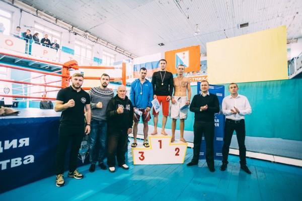 В Севастополе прошел Кубок города по смешанным боевым единоборствам  (1)