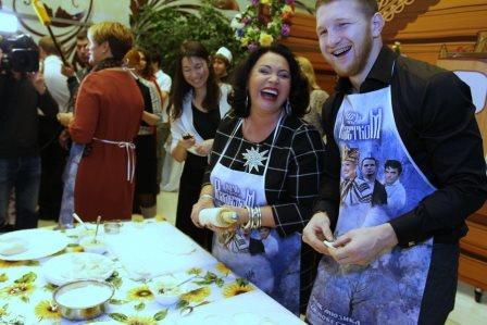 Владимир Минеев признался в любви Анастасии Волочковой (1)