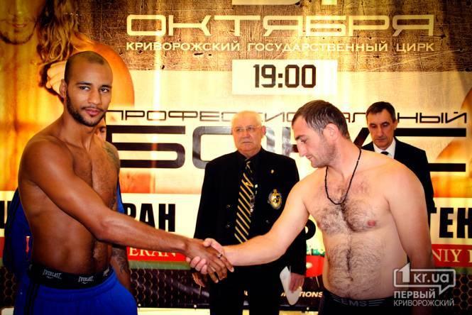 Исмаил Силлах победил нокаутом в первом раунде (1)