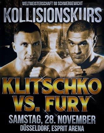 Кто победит в бою 28 ноября, Владимир Кличко или Тайсон Фьюри? (1)