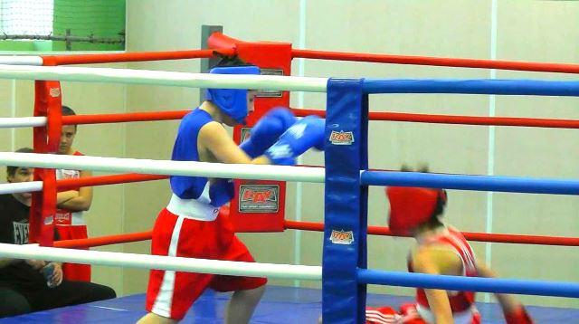 Личное первенство по боксу в Балашихе (1)
