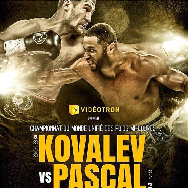 Сергей Ковалев встретится в реванше с Жаном Паскалем (1)
