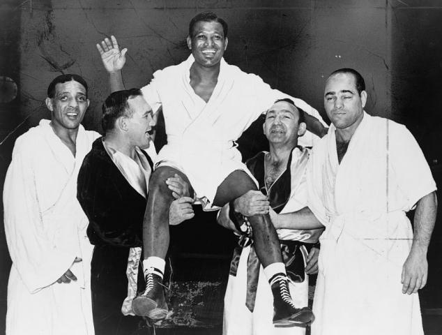 Бокс в этот день: Как Рэй Робинсон, 60 лет назад, нокаутировал Джина Стока (1)