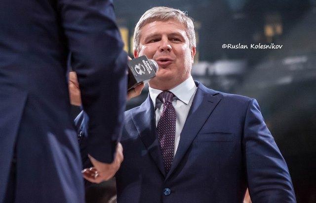Бизнесмен Андрей Рябинский оплатил лечение тренеру Кости Цзю (1)