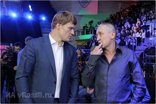 На Поветкина и Лебедева в Курске пришли свыше трех тысяч зрителей  (1)